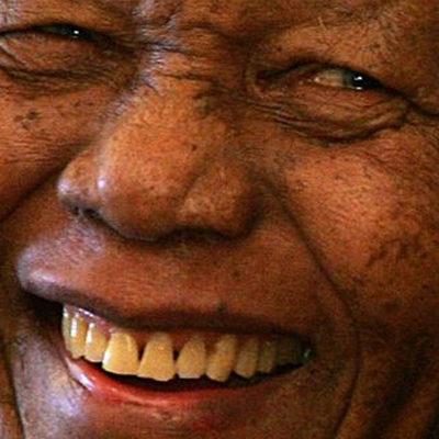 A Mandela, com carinho