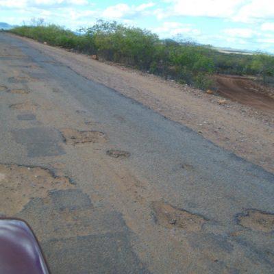 Os problemas das estradas mal conservadas