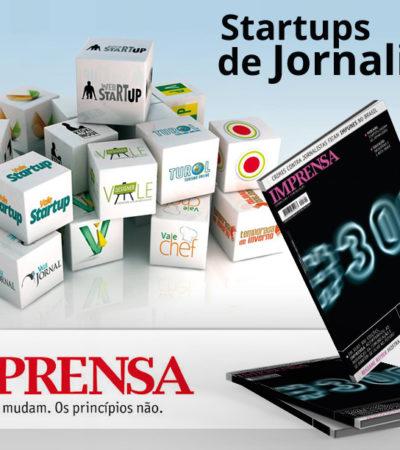Startups de Jornalismo