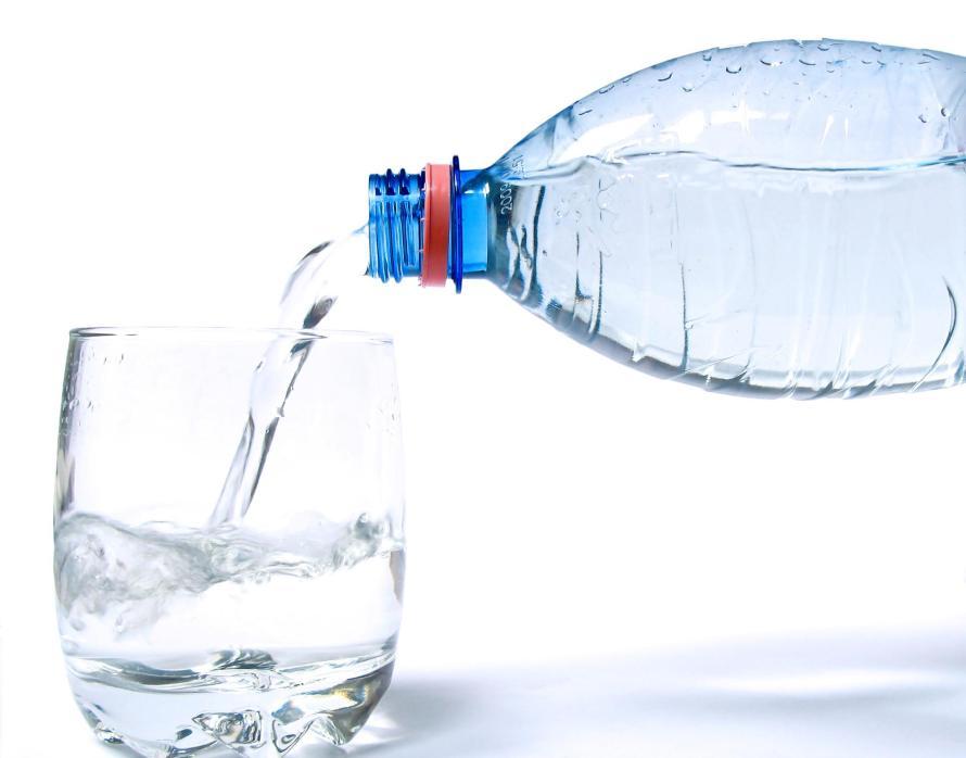 Como você cuida da água que você consome?