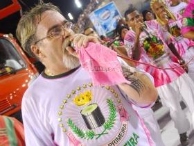 A alegria do Carnaval: os puxadores de samba