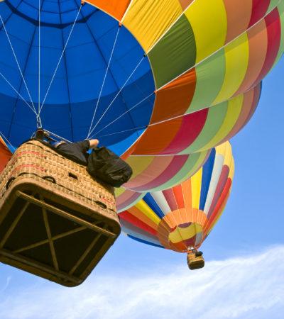 Balonismo em Rio Claro até dia 27 de julho