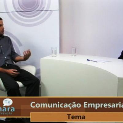 Professor de jornalismo fala sobre a Comunicação Empresarial