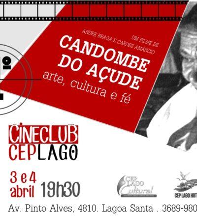 1° Cine Club CEP Lago em Lagoa Santa