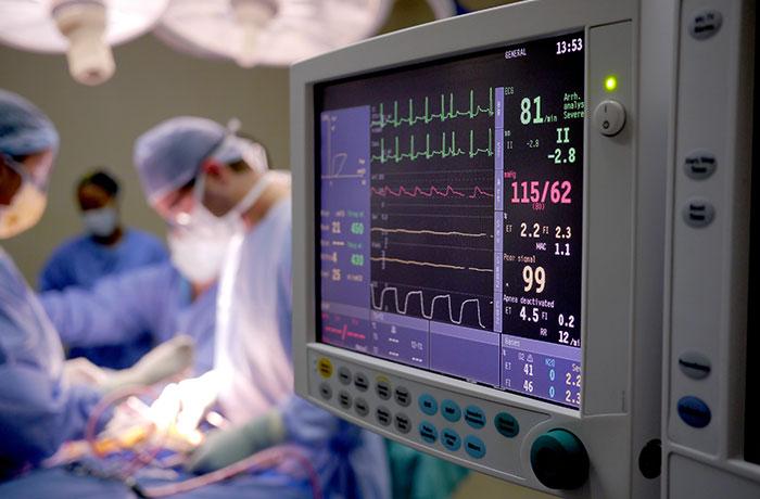 Cirurgia de separação