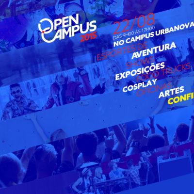 Open Campus 2015