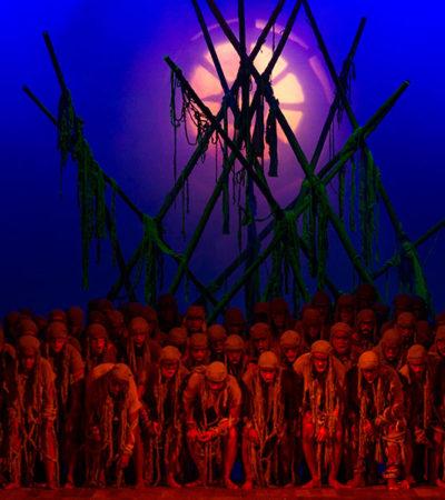 """Espetáculo """"Carmina Burana"""" em Campos do Jordão"""