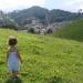 Gonçalves, no Sul de Minas Gerais. Um bom lugar para criar crianças pequenas e cuidar da saúde.