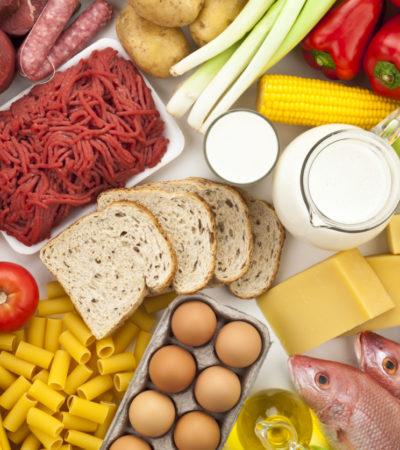 Alimentos que aceleram a recuperação de fraturas