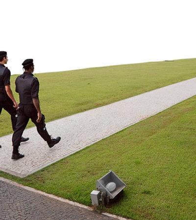 Segurança e Serviços: Vigilante, Vigia e Porteiro.