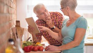 nutrição para idosos