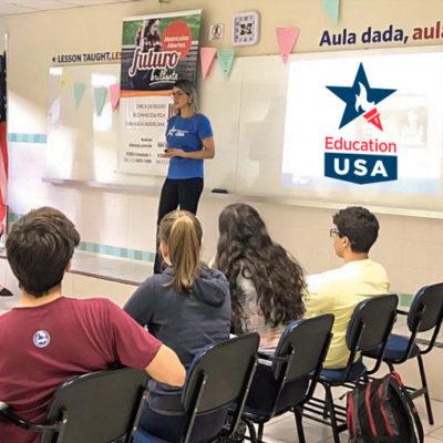 O Instituto Cultural Brasil Estados Unidos em São José dos Campos