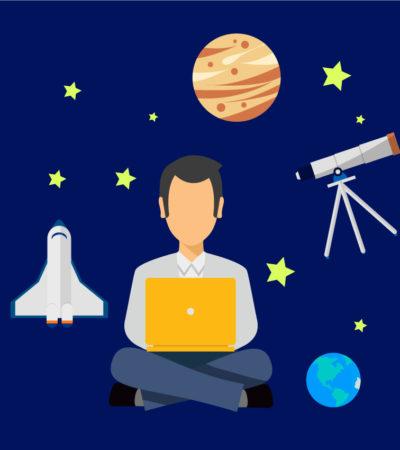 Astronomia: Seu futuro profissional pode estar nas estrelas