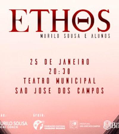 """""""Ethos"""" – Um show musical produzido pelo vocal coach Murilo Sousa e seus alunos"""