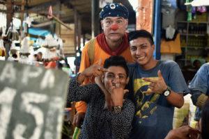 Experiencia vivida e dividida. Parte 2 – Iquitos Peru