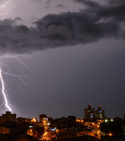 Tempestades Elétricas 2021