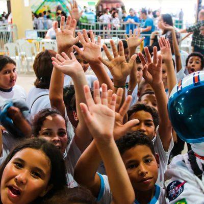 Modelo de educação brasileira é referência no país