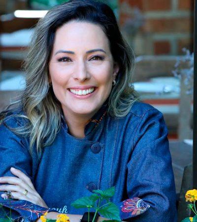 """""""Confissões da Chef Anouk Migotto"""" dá dicas para encarar a crise"""