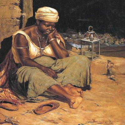 A mulher negra no Brasil