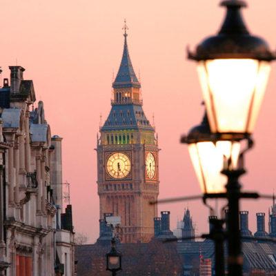 Viver em Londres