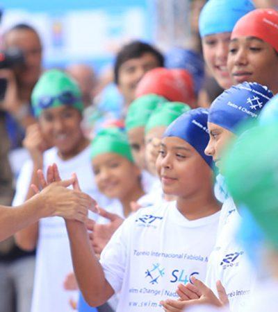 Swim4Change: Peixinhos e Golfinhos