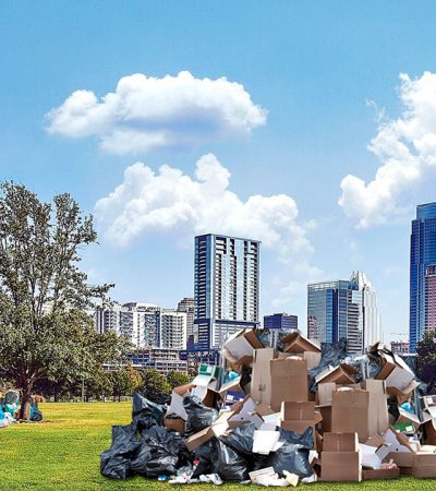 Conscientização dos resíduos domésticos é tema do Primeiro Torneio Brasileiro de Sustentabilidade